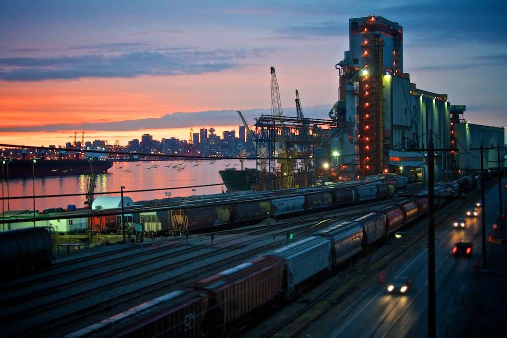 La Low Level Road A Vancouver, Prima Infrastruttura Di Trasporto Certificata Envision