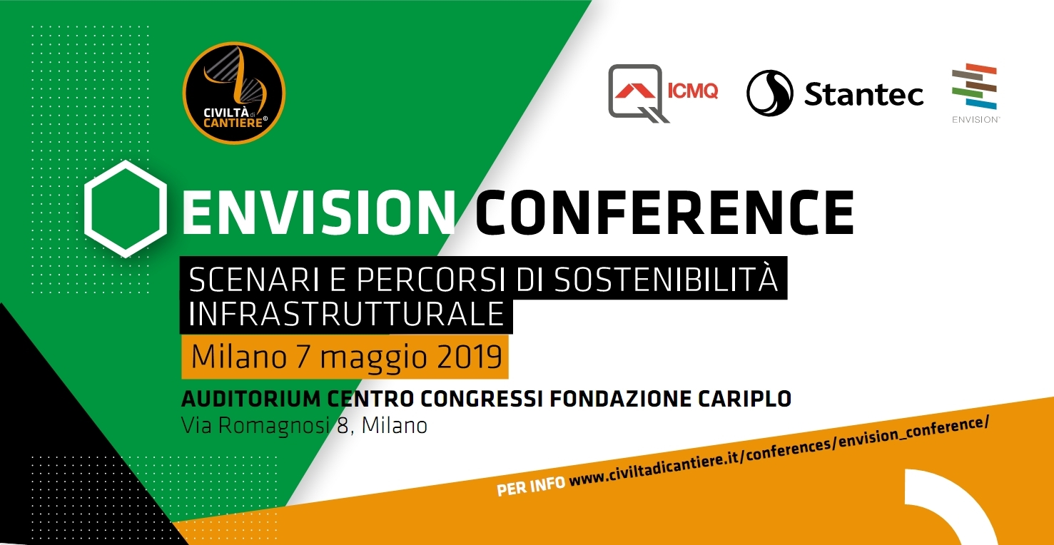 Disponibili Gli Atti Dell'Envision Conference