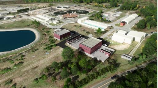 Il Progetto Di Miglioramento Della Disinfezione Della Contea Di Fairfax Ottiene L'Envision Gold