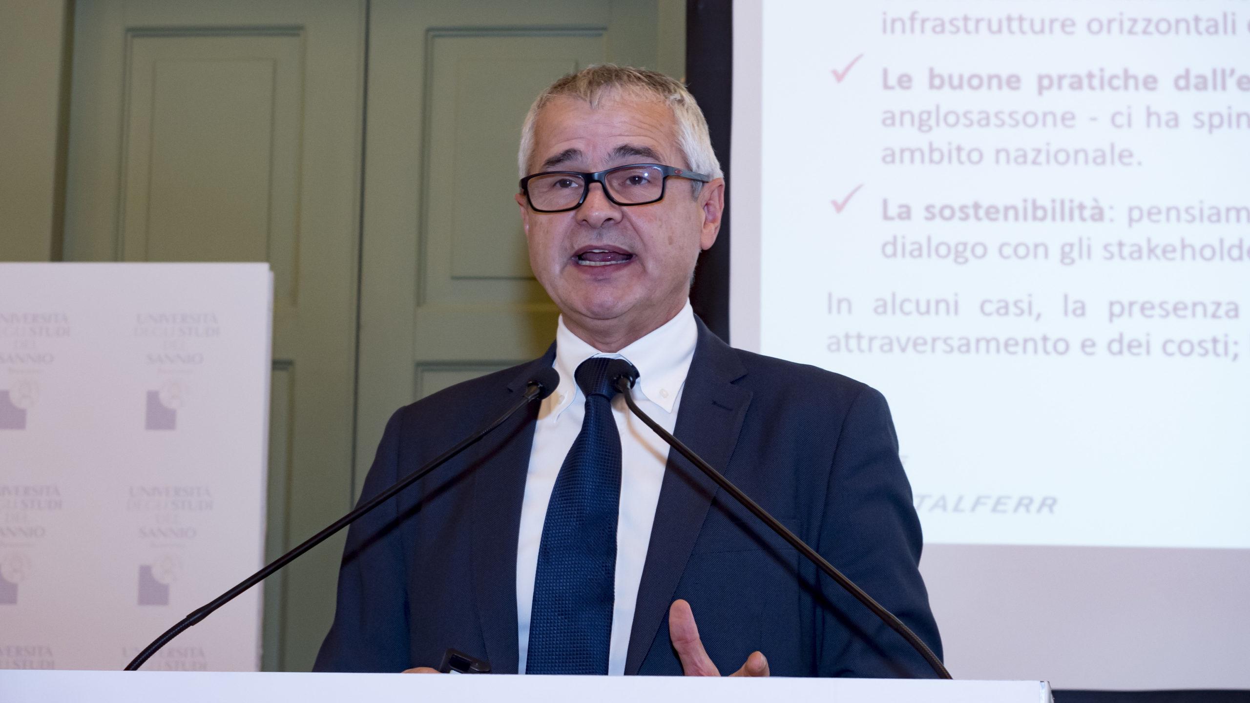 Intervento Di Luigi Evangelista, RFI, Direttore Commesse Captive