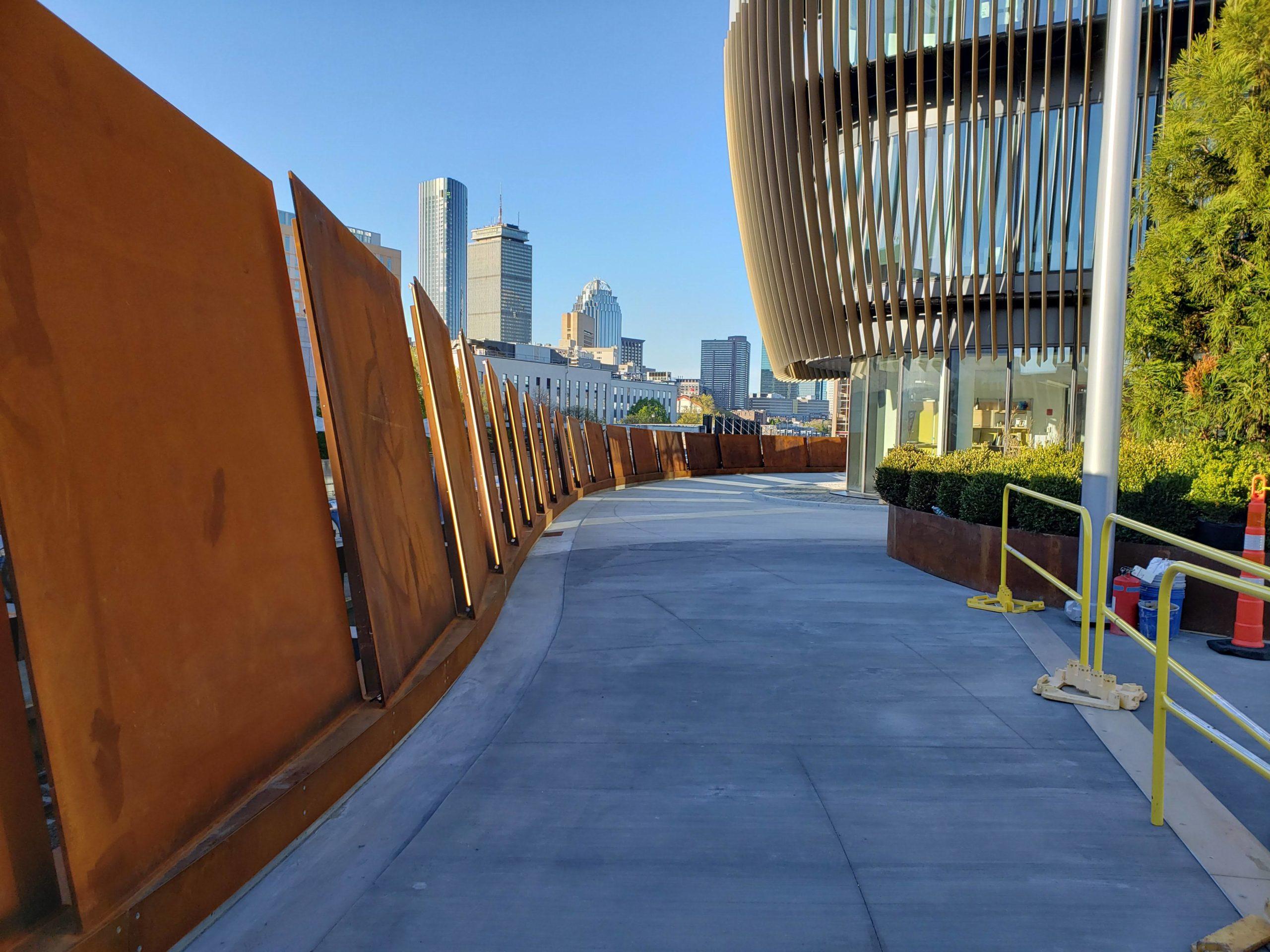 Il Ponte Pedonale ISEC Ottiene Il Premio Envision Bronze