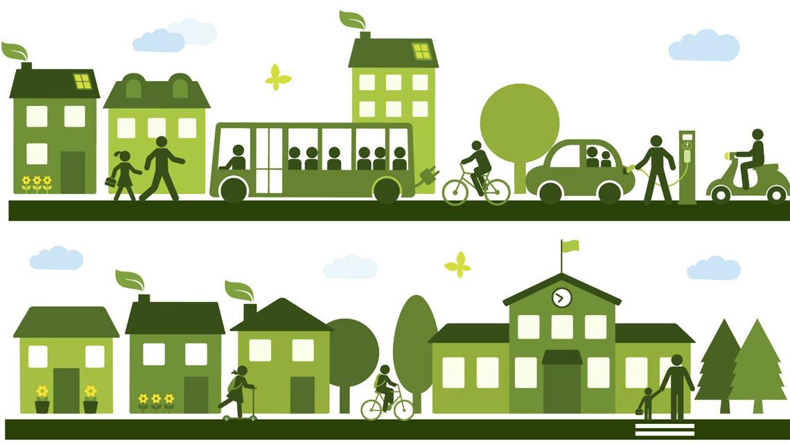 Città Sostenibili Grazie Alle Infrastrutture