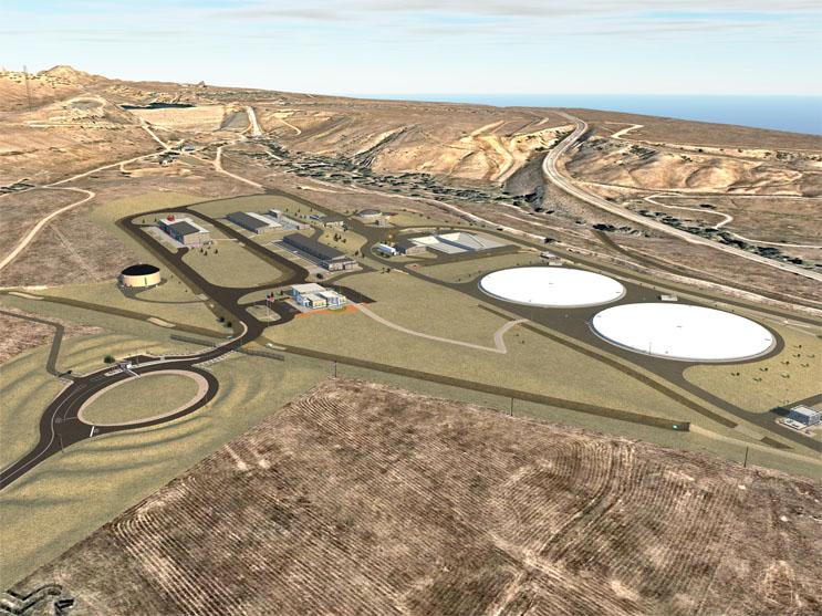 L'impianto Northwater Treatment Di Denver Water Si Aggiudica L'Envision Gold Award