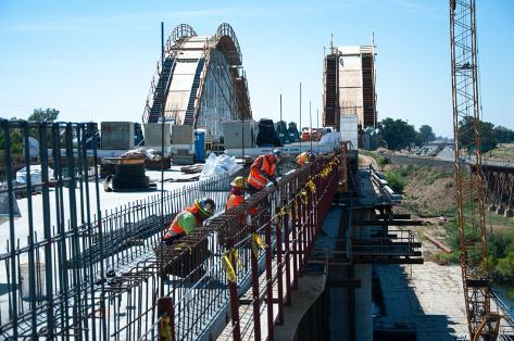 La Ferrovia Ad Alta Velocità Della California Riceve Il Premio Nazionale Per La Sostenibilità