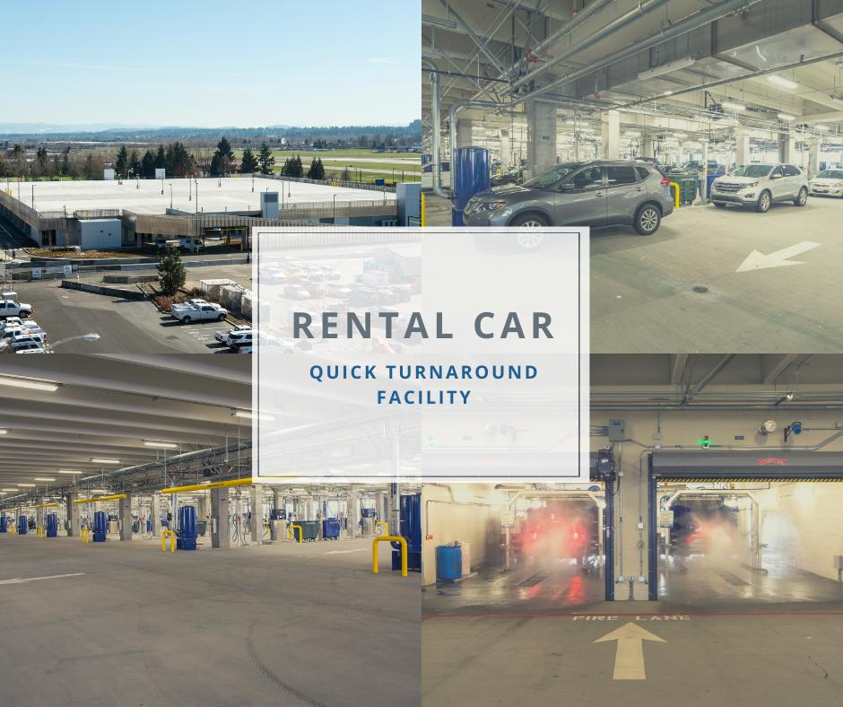 Il Quick Turnaround Dell'aeroporto Di Portland Ottiene La Valutazione Envision® Gold